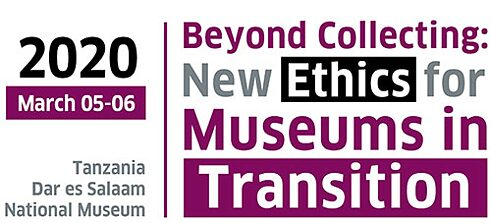 Beyond Collecting Conference Logo