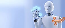 Humanoid robots will become more and more like humans as time goes on. But they still have a long way to go.