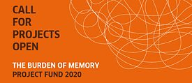 The burden of memory - call for applications
