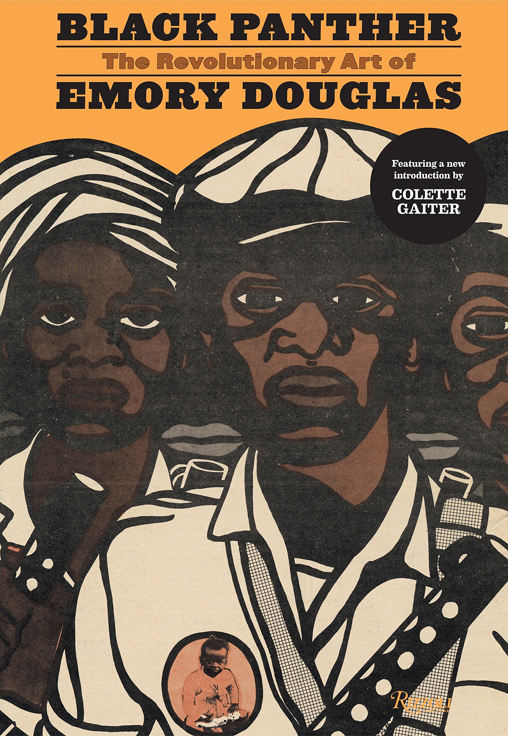 Artwork of Emory Douglas