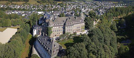 Bad Berleburg in Nordrhein-Westfalen erhielt 2020 den Deutschen Nachhaltigkeitspreis für Kleinstädte.