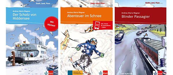 Deutsch Lernen mit leichten Lesetexten