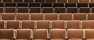 Seating in a theater