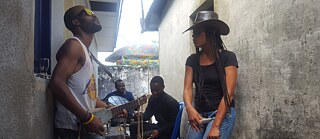 Nyangombe Band