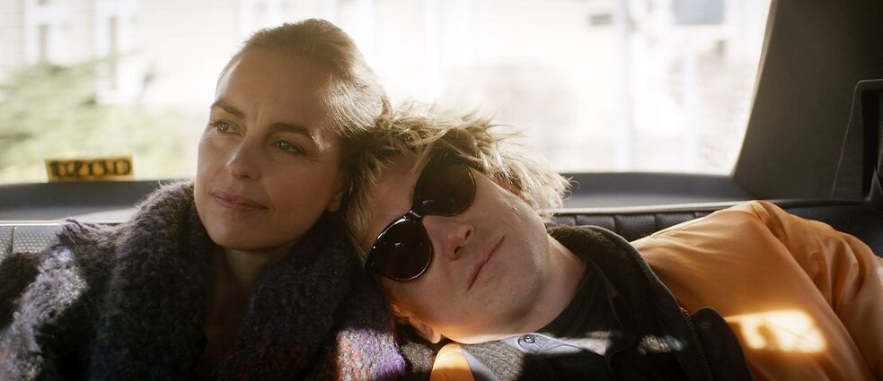 "Nina Hoss and Lars Eidinger star in ""My Little Sister"""