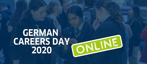 German Careers Day Online