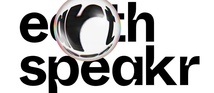 Logo del progetto Earth Speakr