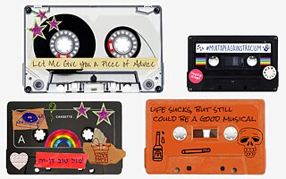 Collage on Mixtapes