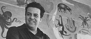 Racism – The mexican painter, caricaturist, ethnologist and art historian Miguel Covarrubias at work