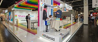 Photokina Photo Fair Cologne 2016 Polaroid