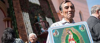Racism – Every year in the beginning of December the traditional celebrations of the Virgin of Guadalupe begin in Mexico