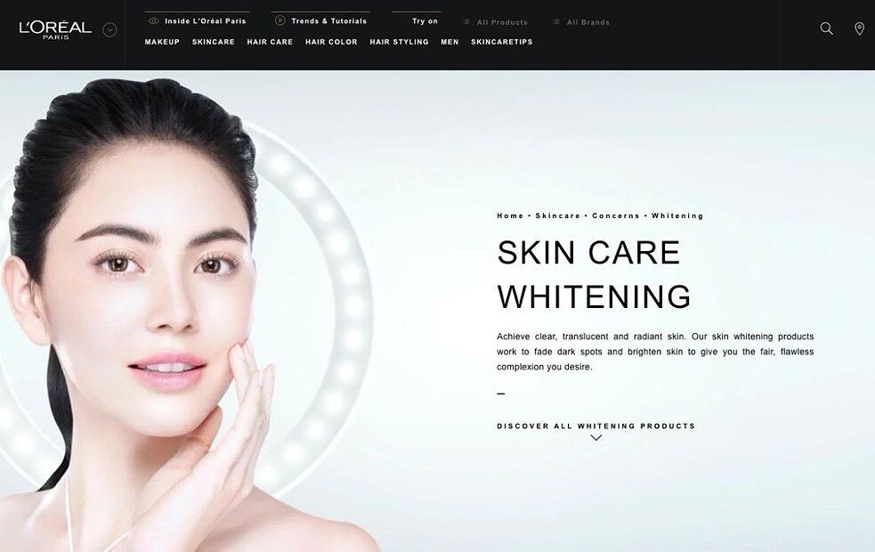 Werbung für Hautaufheller