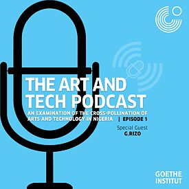 Art & Tech Podcast: Episode 1