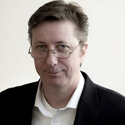 Portrait of Hal Hartley
