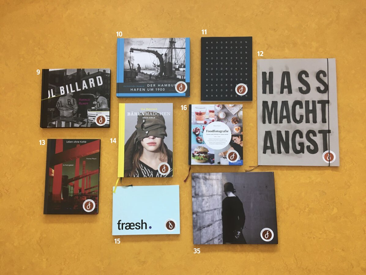 Fototechnik-Self-Publishing-Student Projekt
