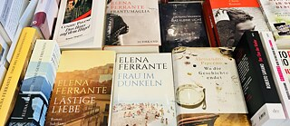 Libri di Elena Ferrante in Germania