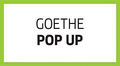 Goethe Pop-Up