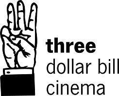Three Dollar Bill Cinema Logo