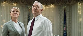 "Many signed up for a Netflix account just to watch the Underwoods' political machinations in ""House of Cards""."