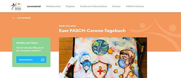 PASCH-net – Materialien für den DaF-Unterricht