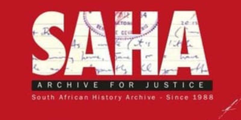 The South African History Archive