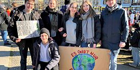 nine-and-a-half - Your Reporter - Fridays for Future