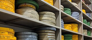 5 college-depository film reels