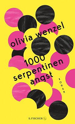 "Book cover ""1000 Serpentinen der Angst"""