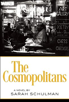 "Book cover ""The Cosmopolitans"""