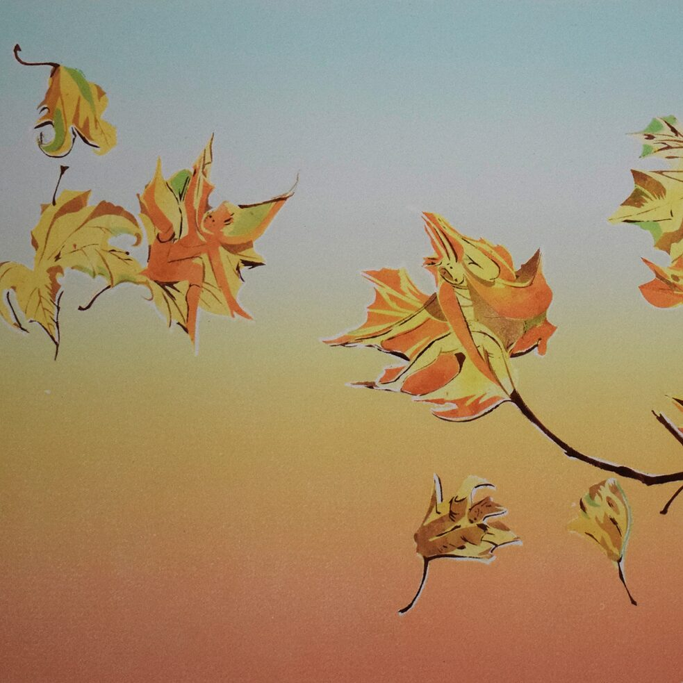 """It is not the wind's fault it scatters us – it is that we are leaves."" Stephanos Pantelides"