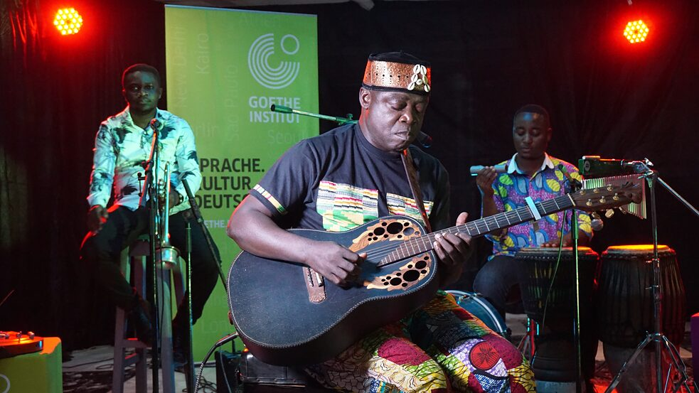 Authentic rhythms from the Western region of Ghana on display in a virtual concert