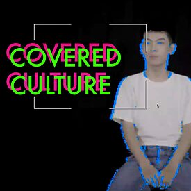 COVERED CULTURE - Audiovisuelle Rauminstallation