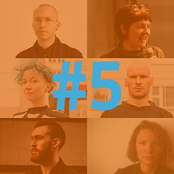 Talking Culture #5 with Ben Vickers, Ruth Catlow, Dzina Zhuk, Nicolay Spesivtsev, Calum Bowden, Laura Lotti