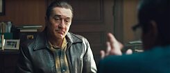 "Robert De Niro stars in the Netflix movie ""The Irishman"""