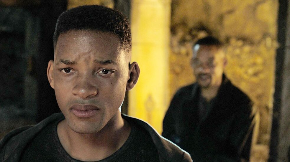 Will Smith in the film Gemini Man