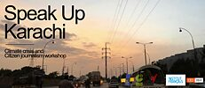 Speak Up Karachi
