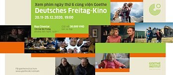 German Friday-Cinema in Ho Chi Minh City