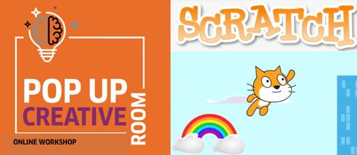 CODING WITH SCRATCH_Poo up creative