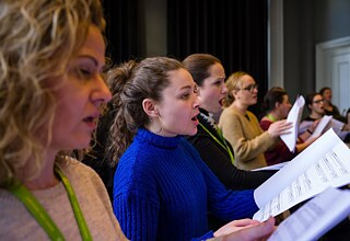 """Ode for All"" workshop, part of the Goethe's Institut's 2020 project The other Beethoven(s)"