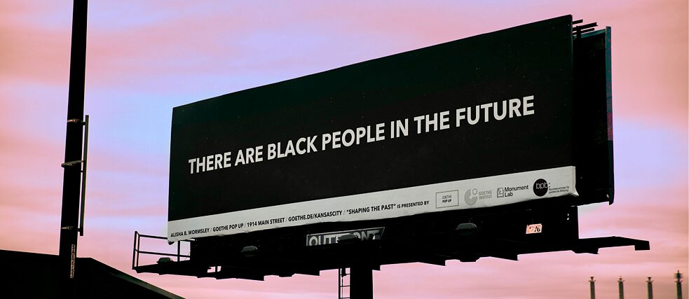 There Are Black People in the Future