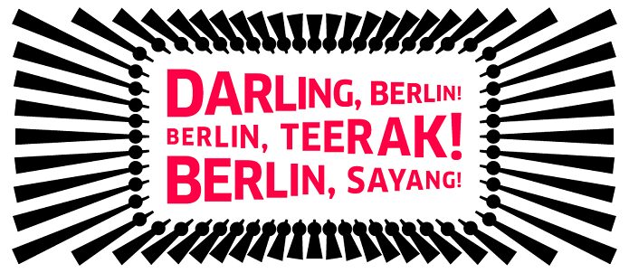 DARLING BERLIN!