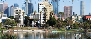MacArthur Park, Los Angeles. Civic Displace, part of the event series Yaangna, Beyond LA. Indigenous Frameworks.