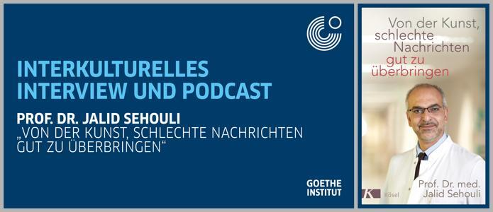 INTERVIEW MIT PROF. DR. JALID SEHOULI