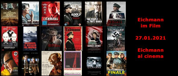 Collage Eichmann im Film