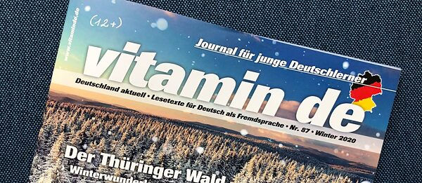 Jetzt vitamin de-Jahresabo sichern