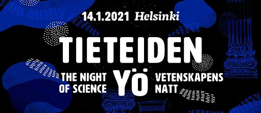 Banner Night of Science