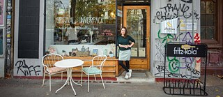 Making everyday life a little more sustainable - this can be done, among other things, by shopping in a zero-waste store. Milena Glimbovski is the founder and manager of the Original Unverpackt shop in Berlin.