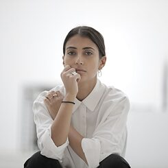 Architect and curator Danielle Makhoul