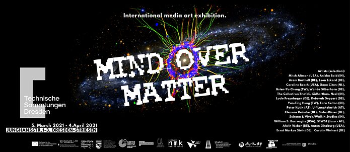 Mind Over Matter- Exhibition