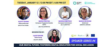 Fostering Digital Education for Social Inclusion